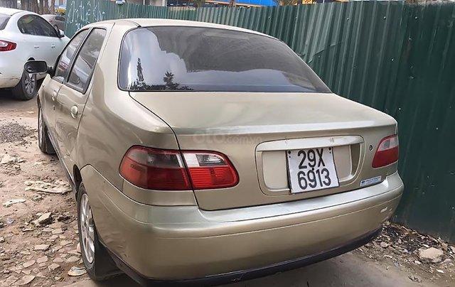 Cần bán xe Fiat Albea HLX đời 2005, màu vàng4