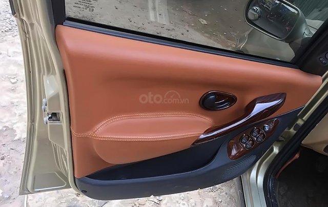 Cần bán xe Fiat Albea HLX đời 2005, màu vàng3