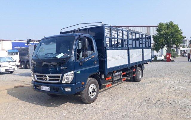 Giá xe tải Thaco Ollin 720 Trường Hải, tải trọng 7 tấn, thùng dài 6.2m3