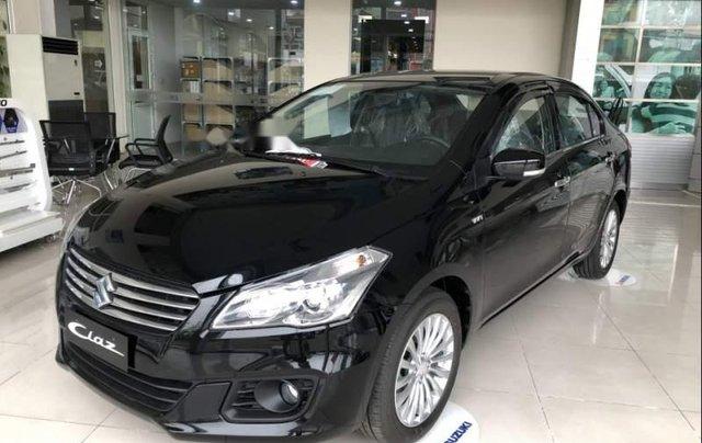Bán ô tô Suzuki Ciaz sản xuất 2019, màu đen, xe nhập giá cạnh tranh2