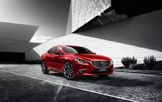 Bán xe Mazda 3 1.5 AT 2018, màu đỏ1