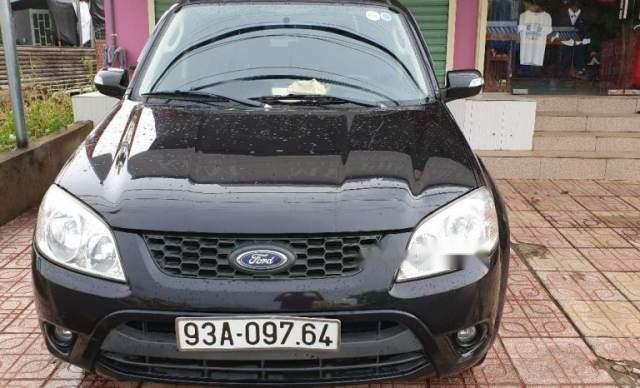Cần bán Ford Escape sản xuất 2010, màu đen, nhập khẩu, giá 450tr2