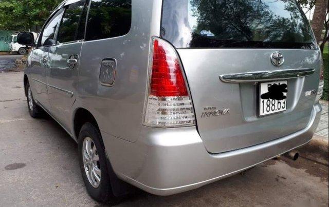 Cần bán Toyota Innova năm sản xuất 2008, màu bạc2