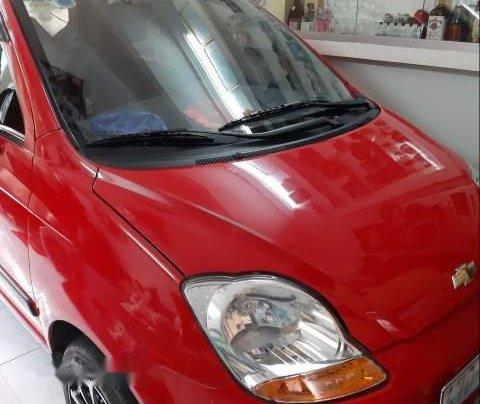 Bán Chevrolet Spark Van đời 2014, màu đỏ, nhập khẩu  0