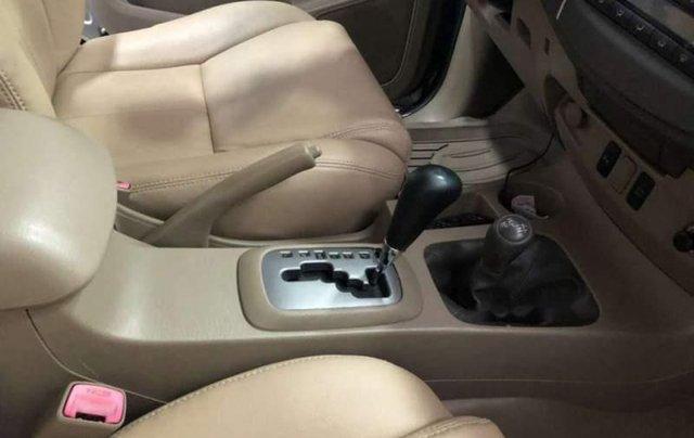 Cần bán lại xe Toyota Fortuner 2009, màu bạc, xe nhập xe gia đình, 495 triệu5