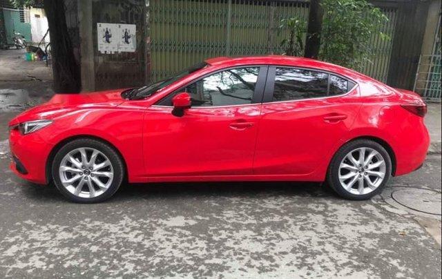 Bán Mazda 3 2.0AT đời 2015, màu đỏ, nhập khẩu 2