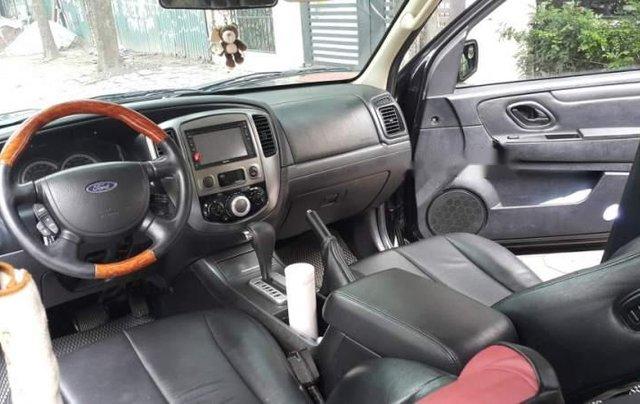 Bán Ford Escape 2.3 XLS đời 2009, màu đen, nhập khẩu  4