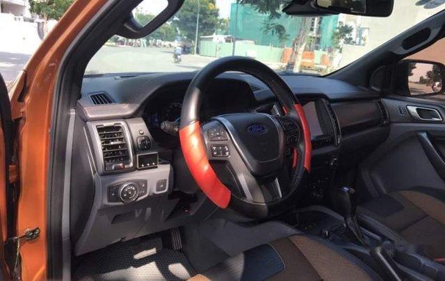 Bán Ford Ranger Wildtrak 3.2L sản xuất 2016, xe nhập, số tự động5