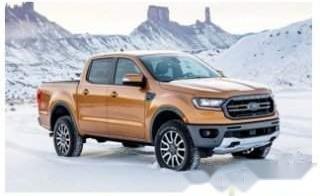 Bán xe Ford Ranger đời 2019, màu nâu, nhập khẩu, 630tr