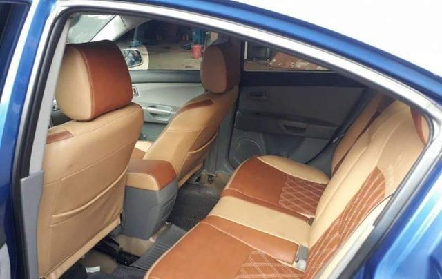 Bán Mazda 3 năm sản xuất 2004, màu xanh lam, xe nhập5