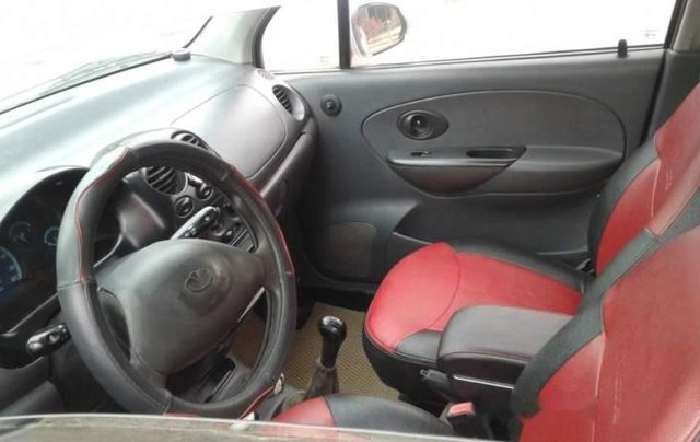 Cần bán Daewoo Matiz năm 2004, màu trắng, nhập khẩu1