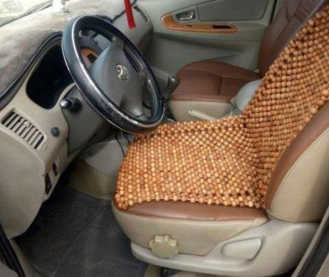 Bán xe Toyota Innova đời 2011, màu vàng3