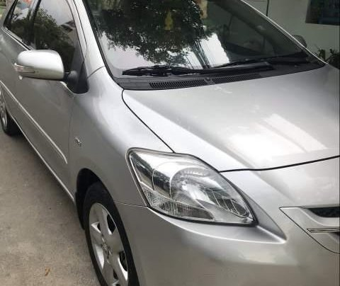 Bán Toyota Vios 2009, màu bạc số sàn, giá chỉ 328 triệu2