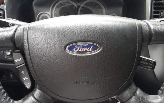 Bán Ford Escape 2.3 XLS đời 2009, màu đen, nhập khẩu  2