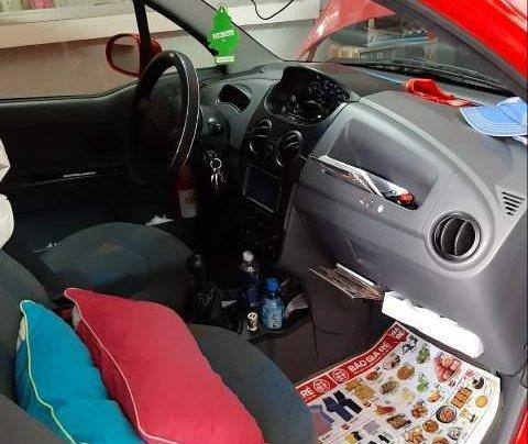 Bán Chevrolet Spark Van đời 2014, màu đỏ, nhập khẩu  2