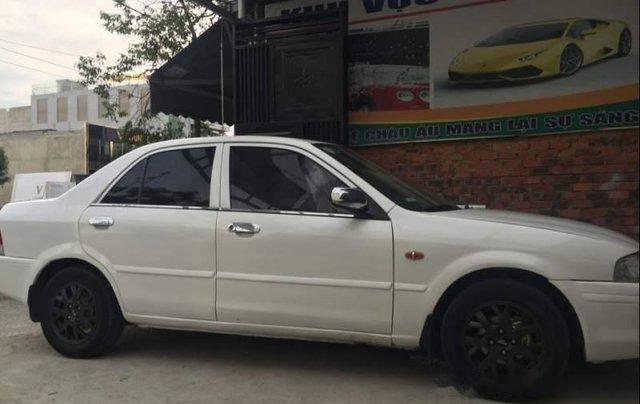 Bán Ford Laser năm 2001, màu trắng chính chủ0