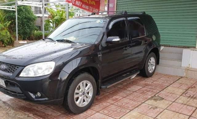 Cần bán Ford Escape sản xuất 2010, màu đen, nhập khẩu, giá 450tr1