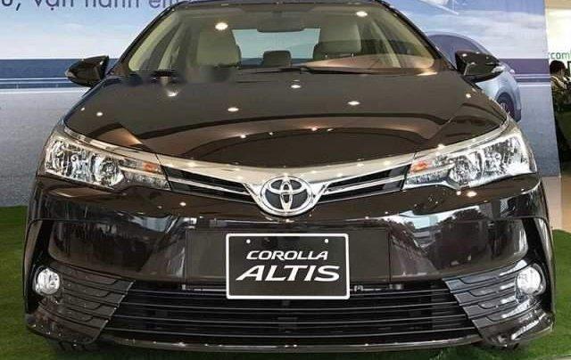 Bán Toyota Corolla altis đời 2019, màu nâu, giá tốt1