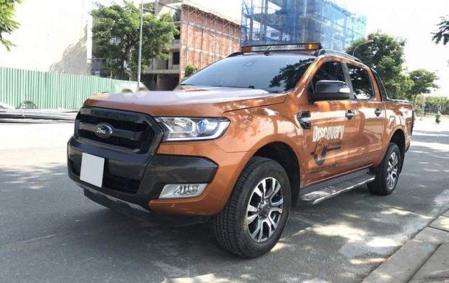 Bán Ford Ranger Wildtrak 3.2L sản xuất 2016, xe nhập, số tự động0