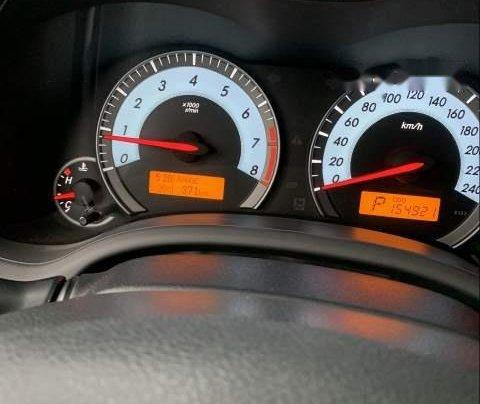 Cần bán gấp Toyota Corolla altis đời 2012, màu đen còn mới2