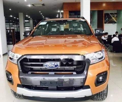 Cần bán xe Ford Ranger Wildtrak năm sản xuất 2018, xe nhập, giá tốt3