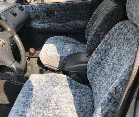 Cần bán xe Toyota Zace sản xuất 2005, màu xanh3