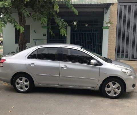 Bán Toyota Vios 2009, màu bạc số sàn, giá chỉ 328 triệu0