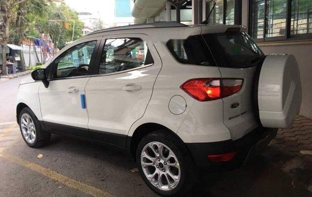 Bán Ford EcoSport đời 2019, màu trắng2