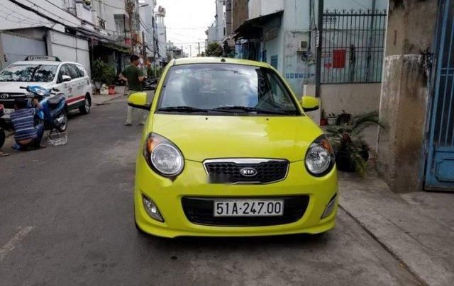 Bán Kia Morning SLX đời 2009, nhập khẩu xe gia đình, giá tốt1