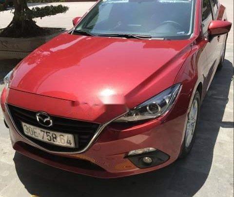 Bán ô tô Mazda 3 1.5AT đời 2017, màu đỏ, giá tốt0