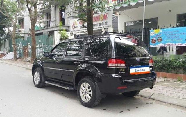 Bán Ford Escape 2.3 XLS đời 2009, màu đen, nhập khẩu  1