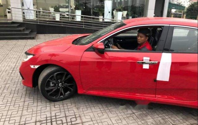 Bán xe Honda Civic 2019, màu đỏ3