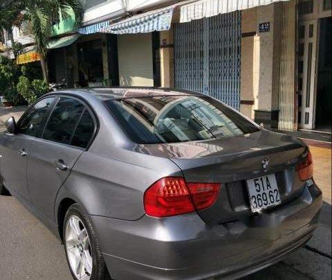 Bán gấp BMW 3 Series năm 2011, màu xám, nhập khẩu 1