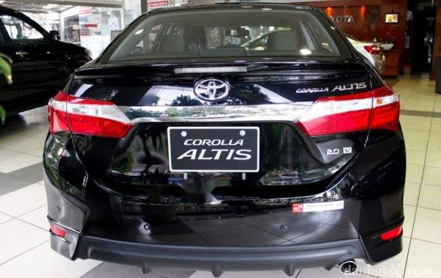 Bán Toyota Corolla altis đời 2019, màu nâu, giá tốt2