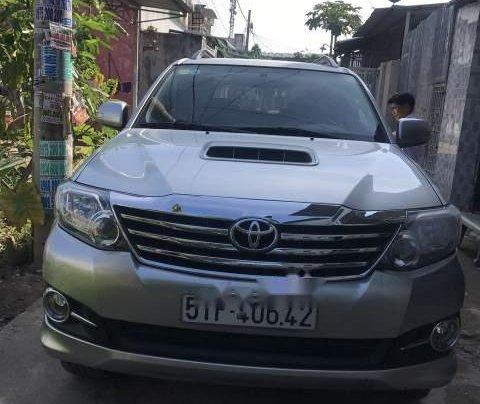 Bán Toyota Fortuner sản xuất năm 2016, giá cạnh tranh0