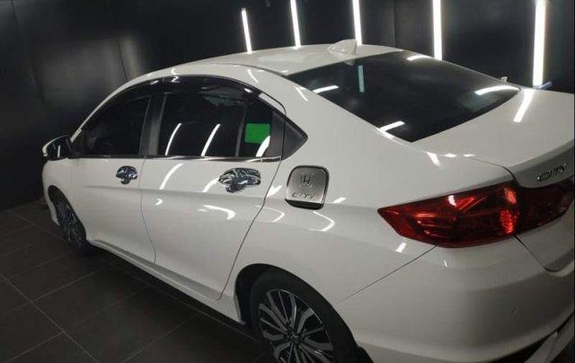 Cần bán xe cũ Honda City đời 2018, màu trắng4