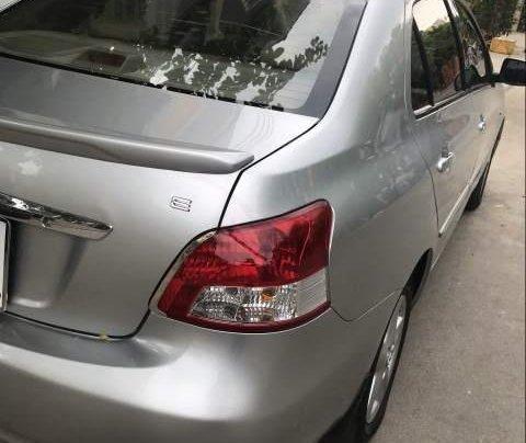 Bán Toyota Vios 2009, màu bạc số sàn, giá chỉ 328 triệu1