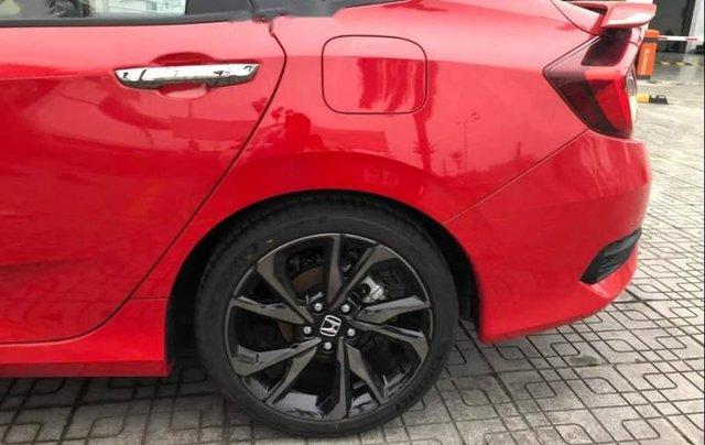 Bán xe Honda Civic 2019, màu đỏ2