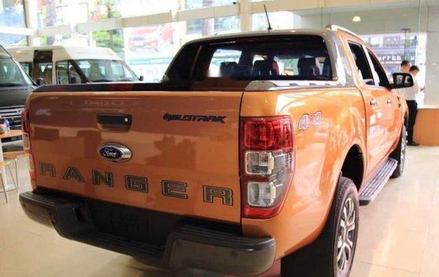 Cần bán xe Ford Ranger Wildtrak năm sản xuất 2018, xe nhập, giá tốt4