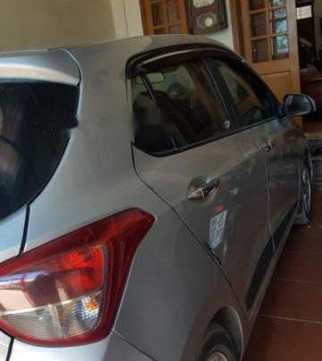 Cần bán lại xe Hyundai Grand i10 năm sản xuất 2014, màu bạc, xe nhập 5