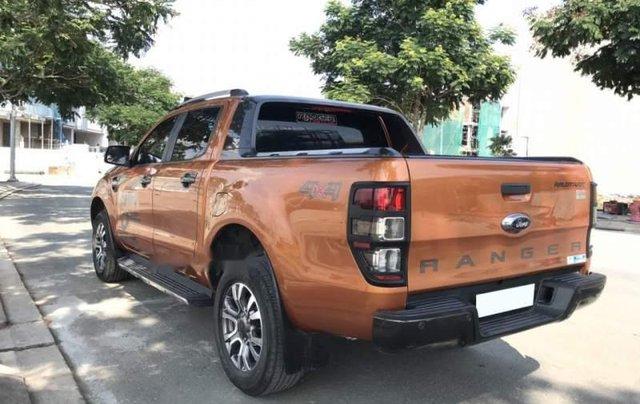 Bán Ford Ranger Wildtrak 3.2L sản xuất 2016, xe nhập, số tự động1