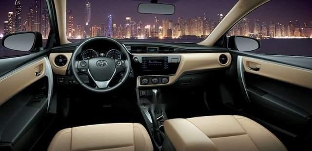 Bán Toyota Corolla altis đời 2019, màu nâu, giá tốt4