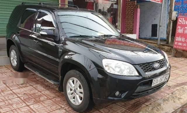 Cần bán Ford Escape sản xuất 2010, màu đen, nhập khẩu, giá 450tr0