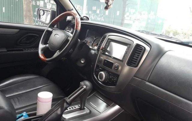 Bán Ford Escape 2.3 XLS đời 2009, màu đen, nhập khẩu  5