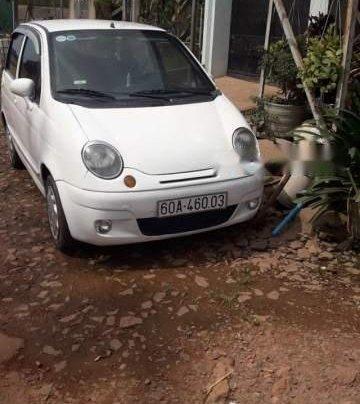 Cần bán lại xe Daewoo Matiz S đời 2003, màu trắng4