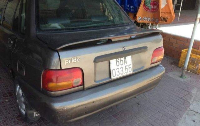 Bán ô tô Kia Pride đời 1996, màu xám, nhập khẩu1