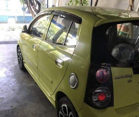 Bán Kia Morning SLX đời 2009, nhập khẩu xe gia đình, giá tốt5