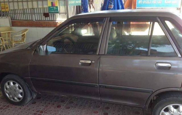 Bán ô tô Kia Pride đời 1996, màu xám, nhập khẩu2