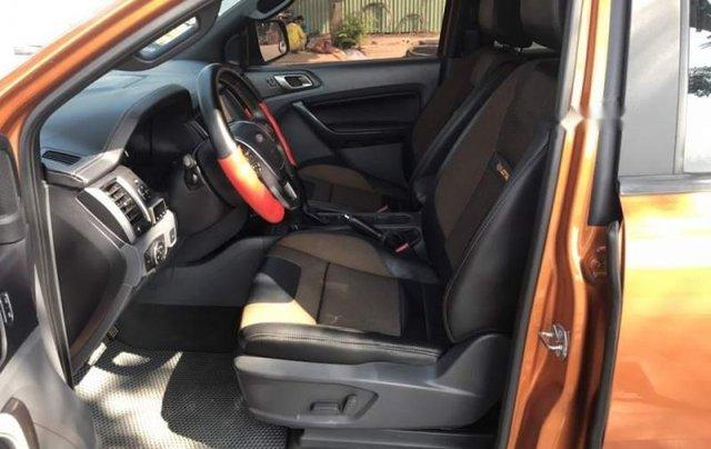 Bán Ford Ranger Wildtrak 3.2L sản xuất 2016, xe nhập, số tự động4