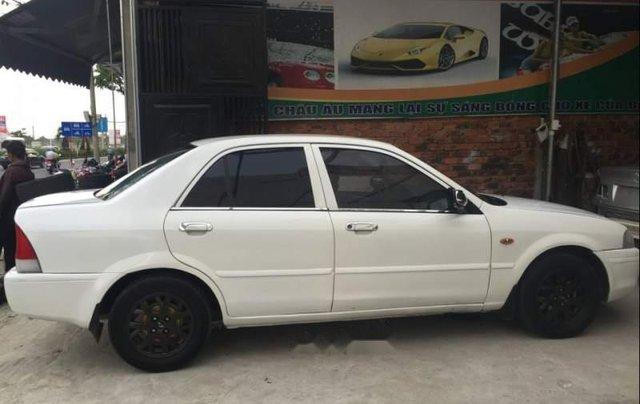 Bán Ford Laser năm 2001, màu trắng chính chủ1